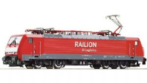 Roco 73632 DB-AG 'Railion' Class 189 Electric Locomotive, Era VI